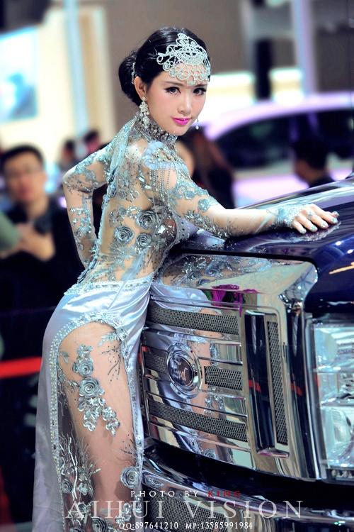 2013上海车展-最美车模(贰)