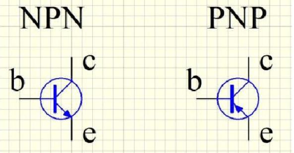 PNP与NPN晶体管的检测方法
