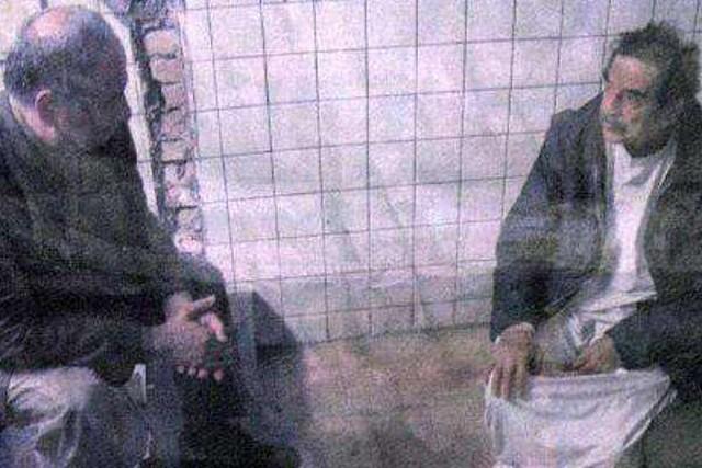 萨达姆最后6个小时:被美国士兵轮番戏谑,对着镜头留下临终遗言